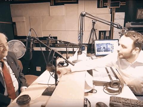 Ο Γιάννης Σακελάρης στον Hellas FM