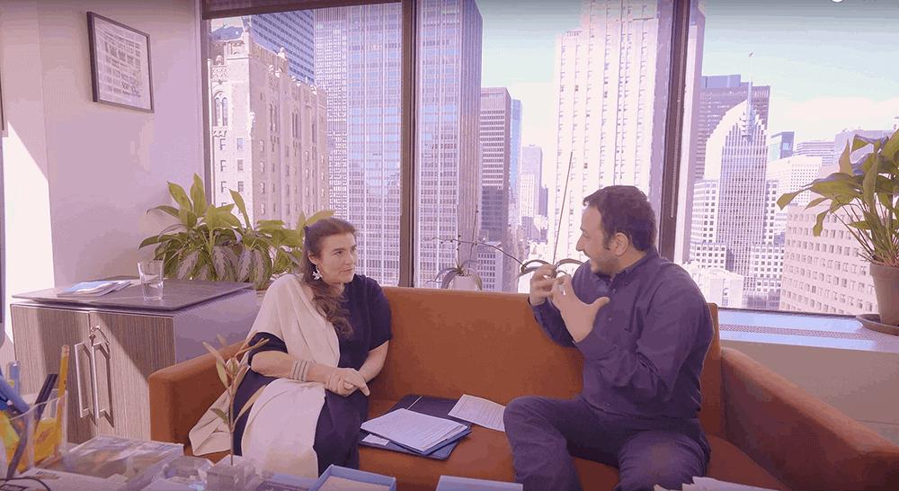 Συνέντευξη της υπουργού πολιτισμού κας Λυδίας Κονιόρδου