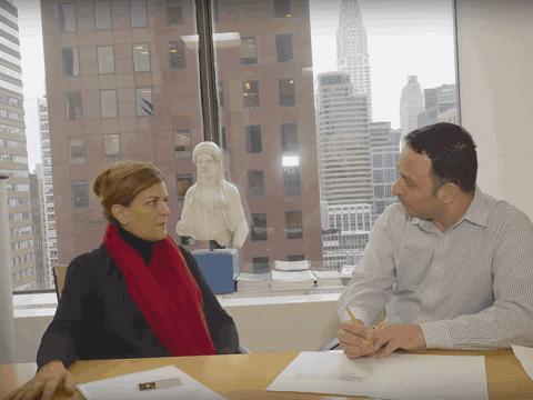 Συνέντευξη της Aναπληρώτριας Υπουργού Εργασίας κας Ράνιας Αντωνοπούλου