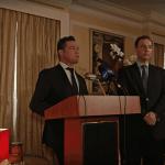 Ο διεθνούς φήμης Μάριος Φραγκούλης στη Νέα Υόρκη