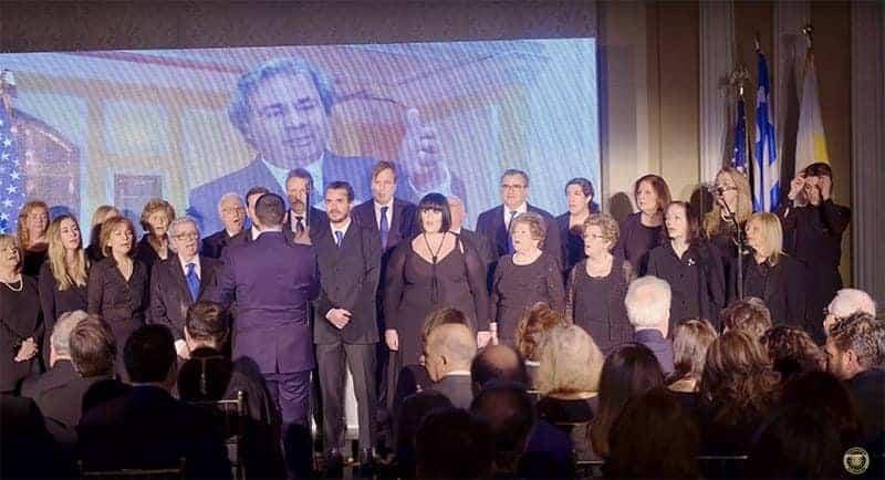 Tribute Celebrating the Life of Nikos Mouyiaris