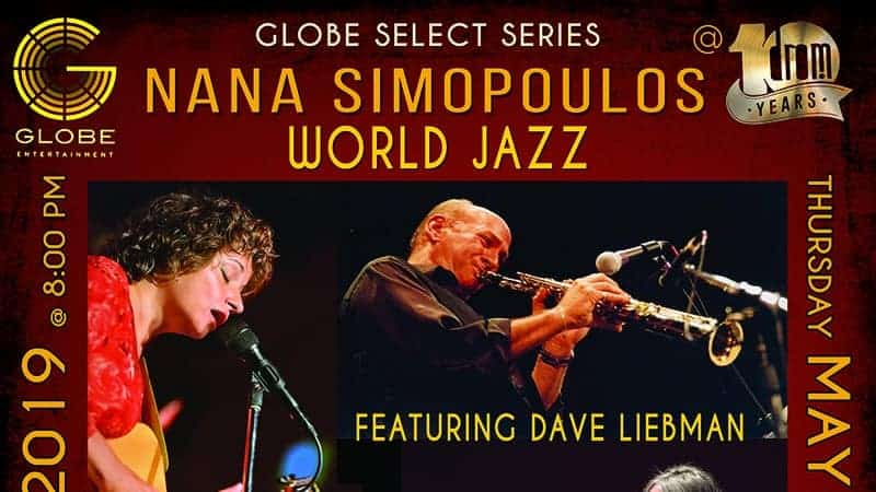 Nana Simopoulos World Jazz