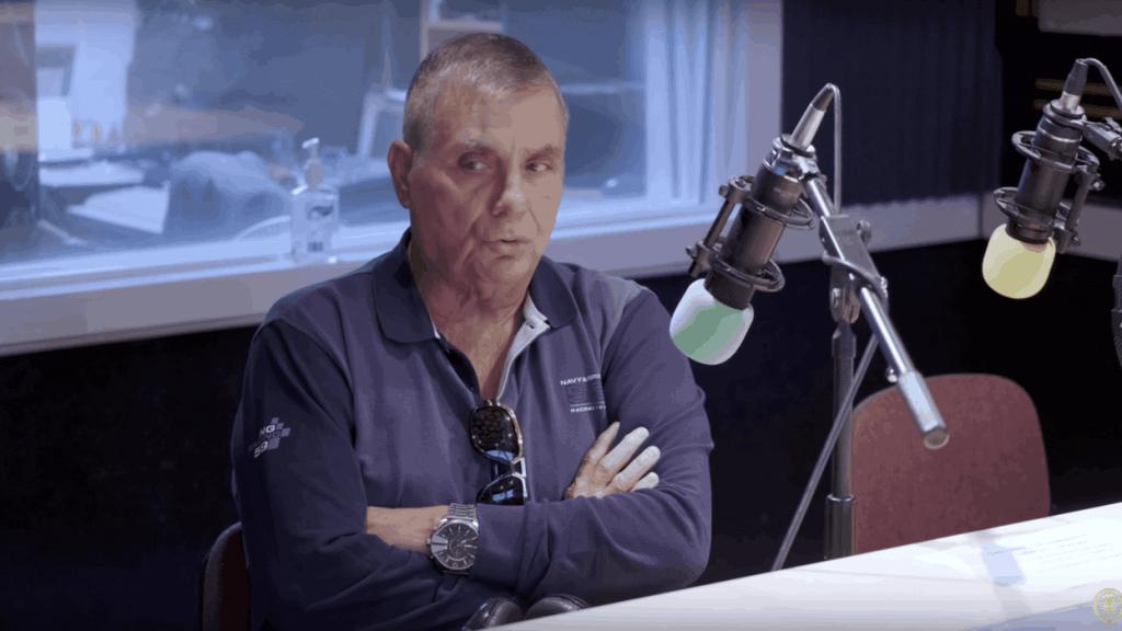 Ξανά ο Γιώργος Τράγκας στον Hellas FM