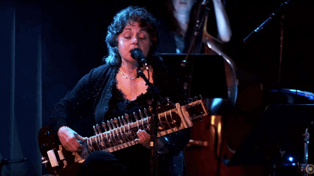 Νανά Σιμόπουλος Jazz Τζάζ μουσική στο DROM