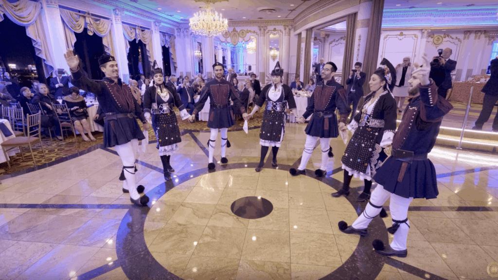 Χοροεσπερίδα και γευμα Παμμακεδονική Ένωση Αμερικής 2019 Terrace on the Park