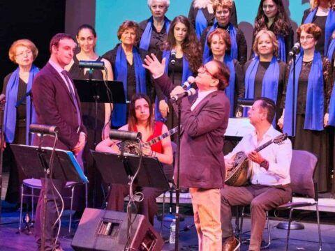 The Concert of Michalis Violaris in New York 2019