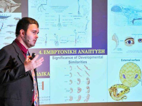 GREEK HUMAN GENETIC HERITAGE BY GRAMMATICUS MACEDON