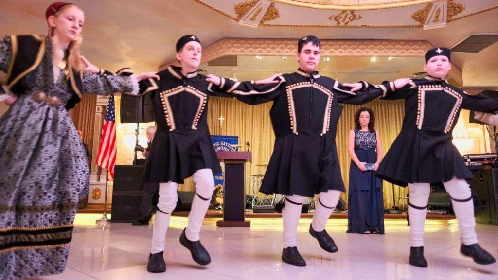 Ετήσιος χορός Καστοριανών 2019