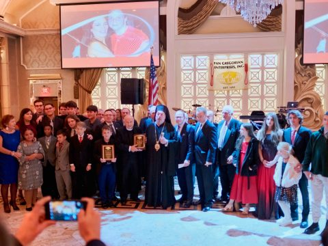 Ετήσια φιλανθρωπική εκδήλωση Πανγκρεγκόριανς 2019