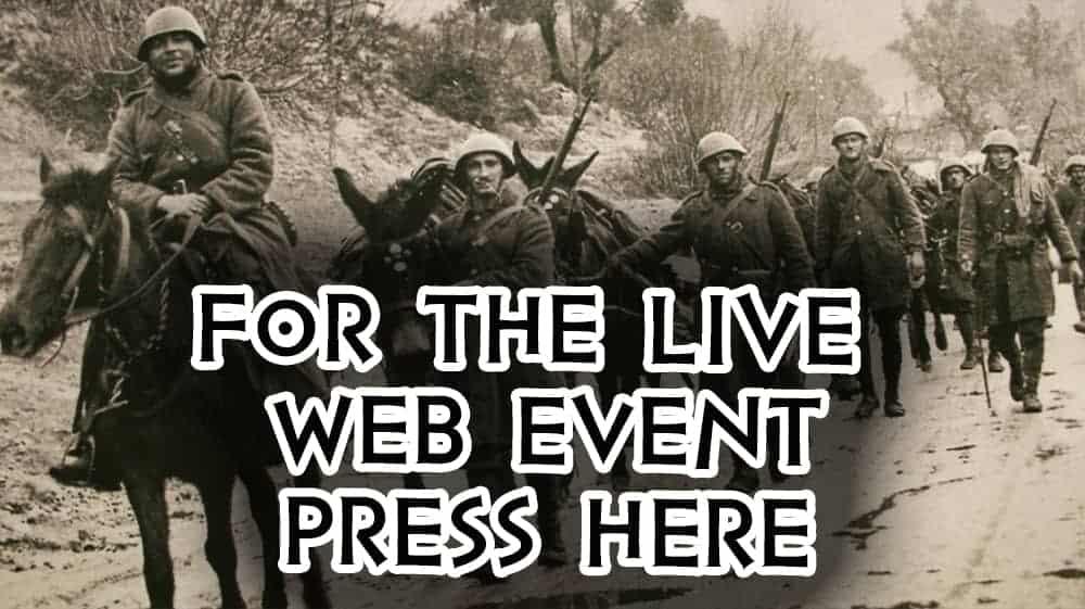 HEROIC HELLENISM – WEB EVENT