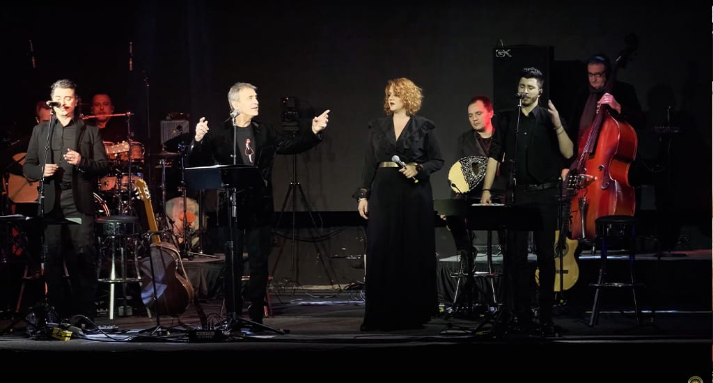 Atlanta – Dalaras & Tzouganakis -The songs of our life February 8 2020