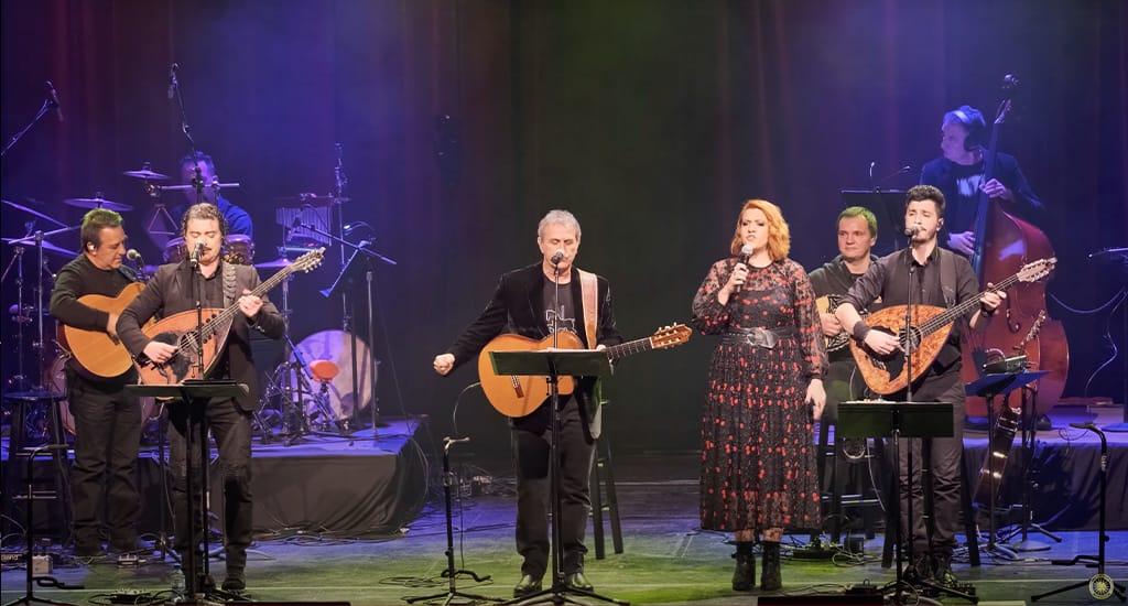Chicago – Dalaras & Tzouganakis -The songs of our life February 12 2020